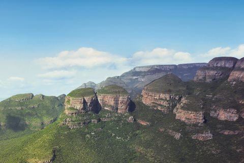 Blyde River Canyon, Panorama Route, Südafrika